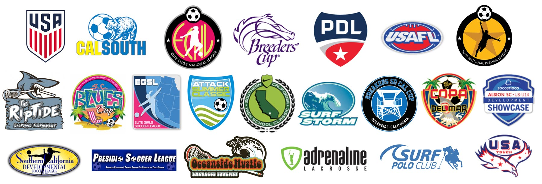 Surf Cup Sports Events