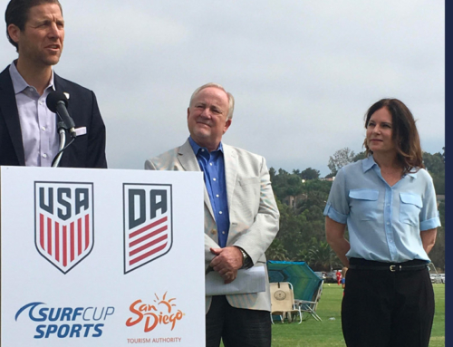 Surf Cup Sports and US Soccer Announce Partnership