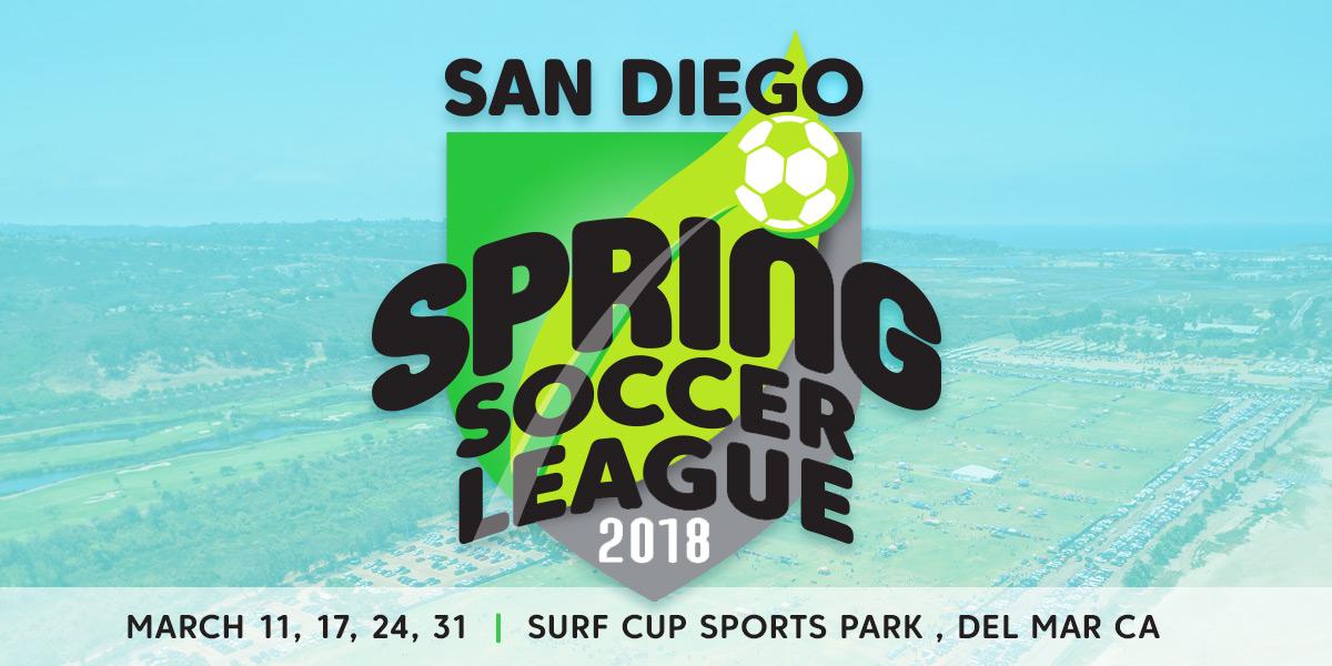 SD Spring Soccer League