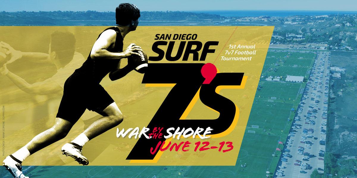 San Diego Surf 7s - 7v7 Football Tournament